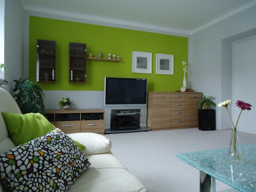 MALBY MAVLER - Realizace - Obývací pokoj, ložnice Dobřany